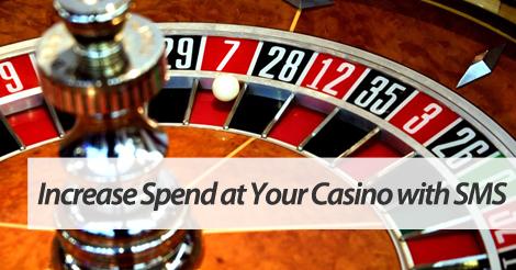 SMS marketing for casinos