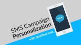 SMS marketing personalization
