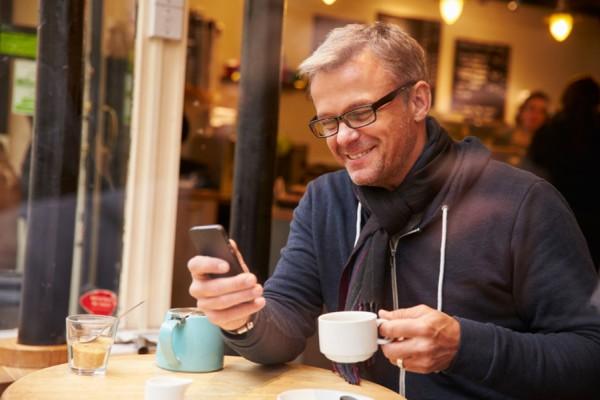 restaurant texting