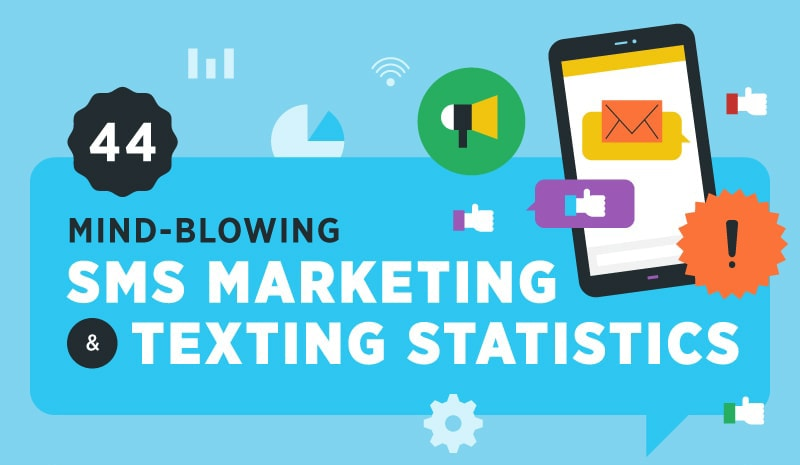 44 Mind-Blowing SMS Marketing and Texting Statistics | SlickText
