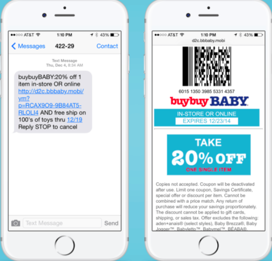 buybuy baby mobile coupon